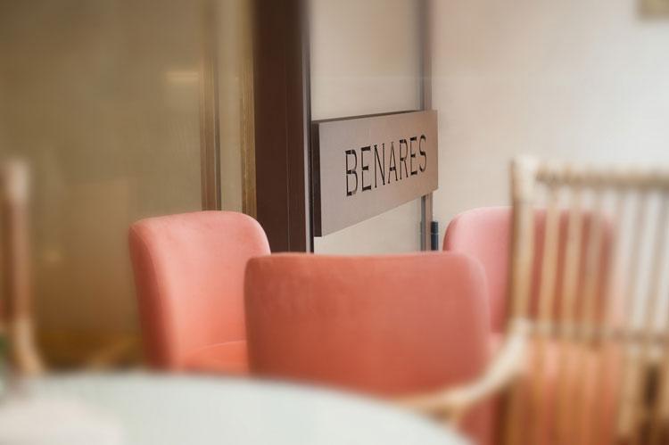 Restaurante Benarés de Madrid