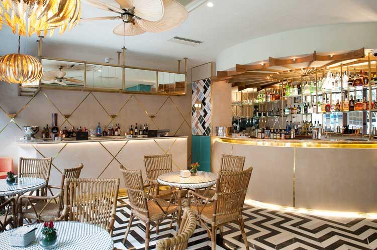restaurante Benares de Madrid