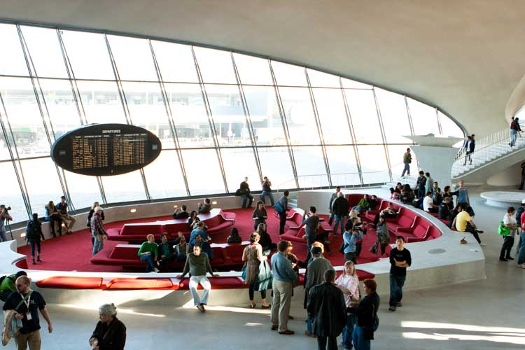 TWA Terminal del aeropuerto JFK