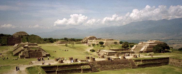 Monte Alban, Oaxaca, Mexico. Tu Gran Viaje