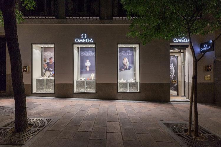 Boutique Omega de Madrid - Tu Gran Viaje