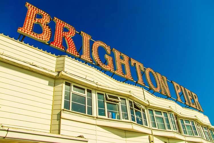 Brighton Pier. Tu Gran Viaje
