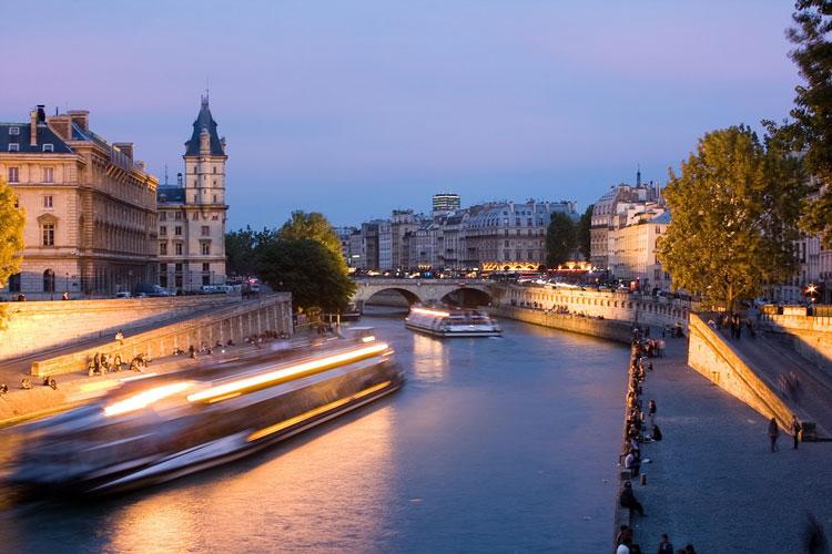 Crucero por el Sena. Tu Gran Viaje