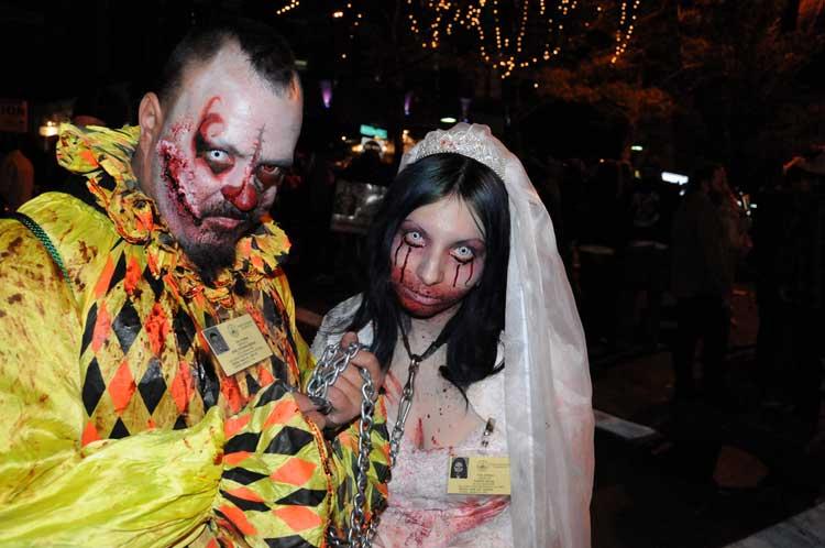Halloween en Salem