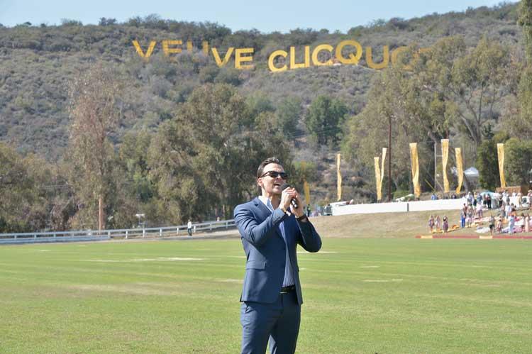 Veuve Clicquot Polo Classic 2015