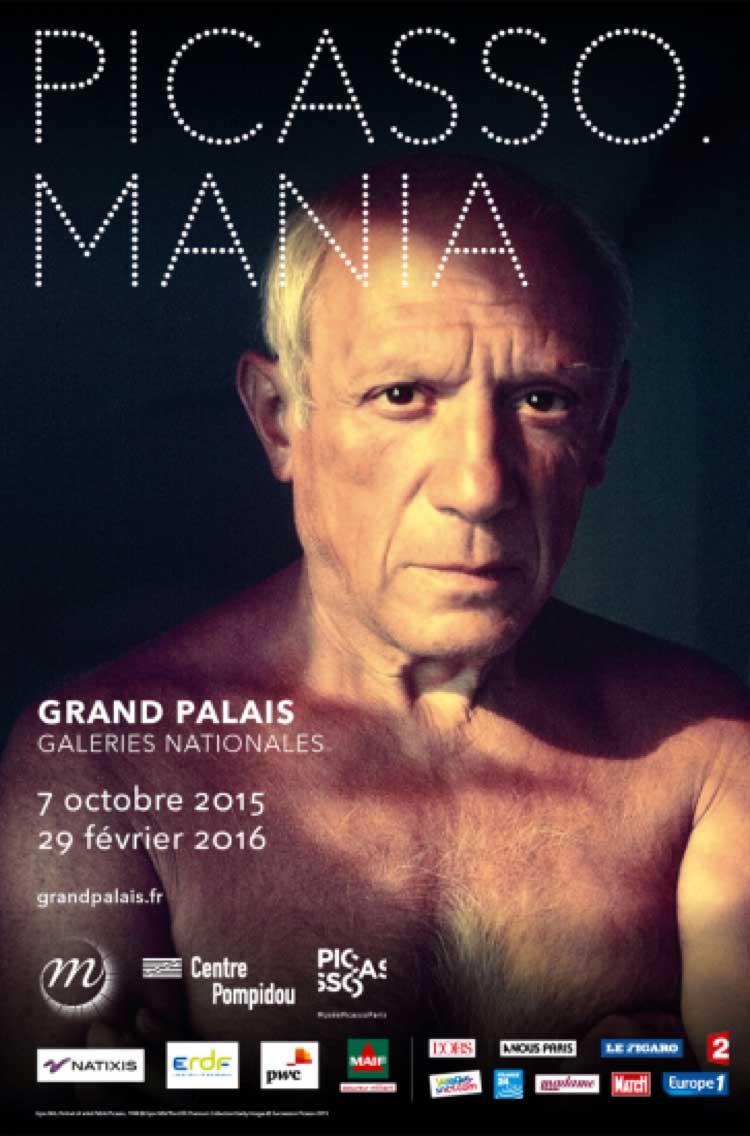 Exposición Picasso.mania en Le Grand Palais de Paris