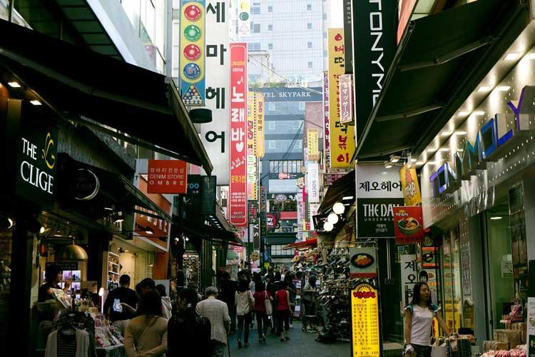 Mercado de Namdaemun, Seúl. Tu Gran Viaje