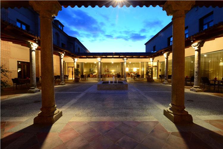 Castilla Termal Balneario de Olmedo, premio Hotel de Lujo con Mejores Instalaciones de Spa de la revista británica Lux