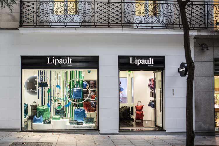 Nueva tienda Lipault Hermosillla de Madrid
