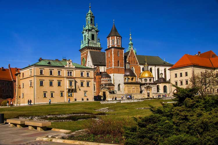Colina de Wawel, Cracovia. Tu Gran Viaje