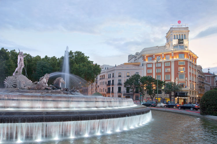 Hotel NH Collection Paseo del Prado, Madrid