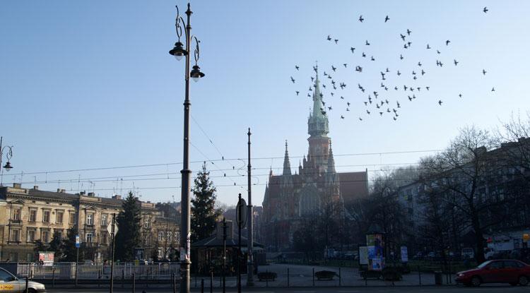 Rynek Podgórski, Cracovia