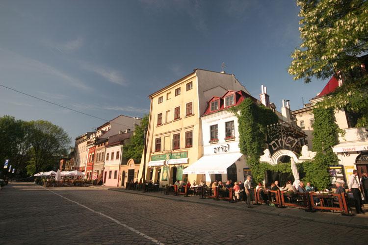 Szeroka, Cracovia