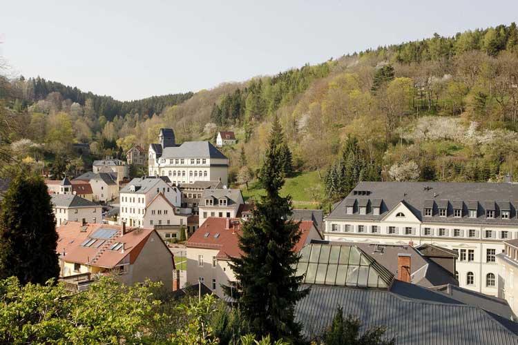 Glashütte, la ciudad donde vive el tiempo