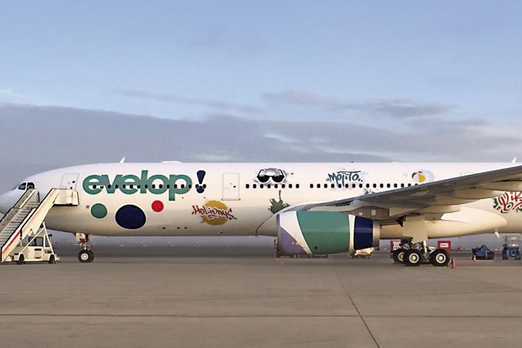 Nuevo Airbus A330 de Evelop!