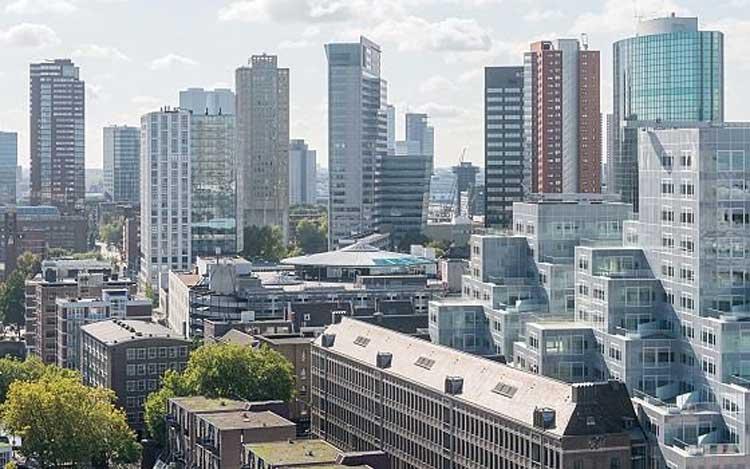 Museo de Rotterdam de Rem Koolhaas
