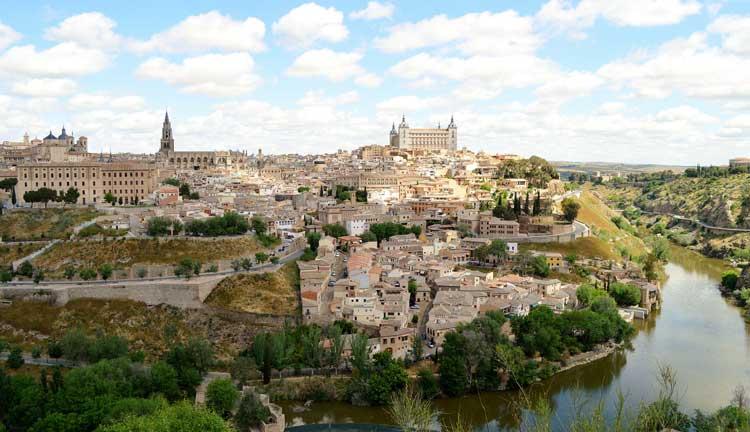 Toledo. Capital Gastronómica de España 2016