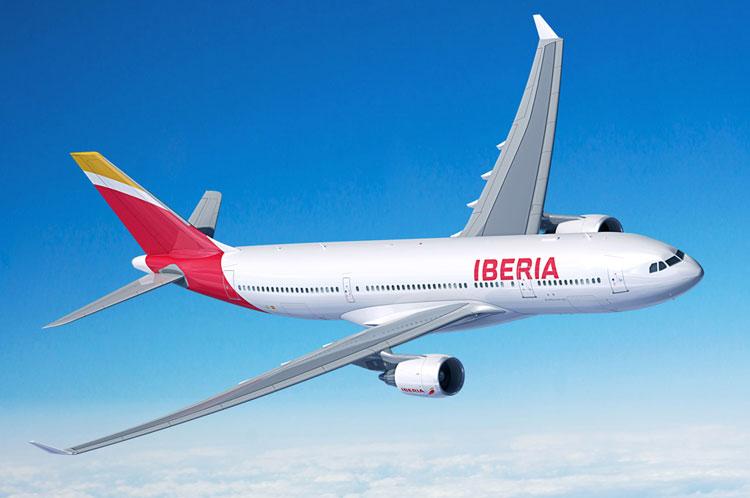 Vuelos de Iberia a Tokio y Shanghai