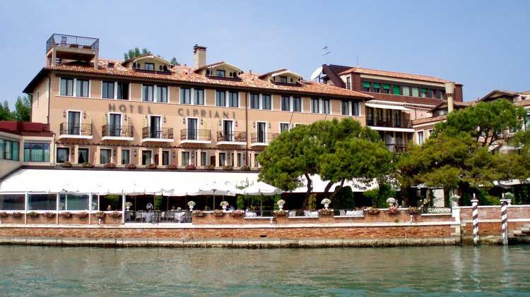 Tu Gran Viaje de Novios. Luna de miel en el Belmond Cipriani Hotel de Venecia