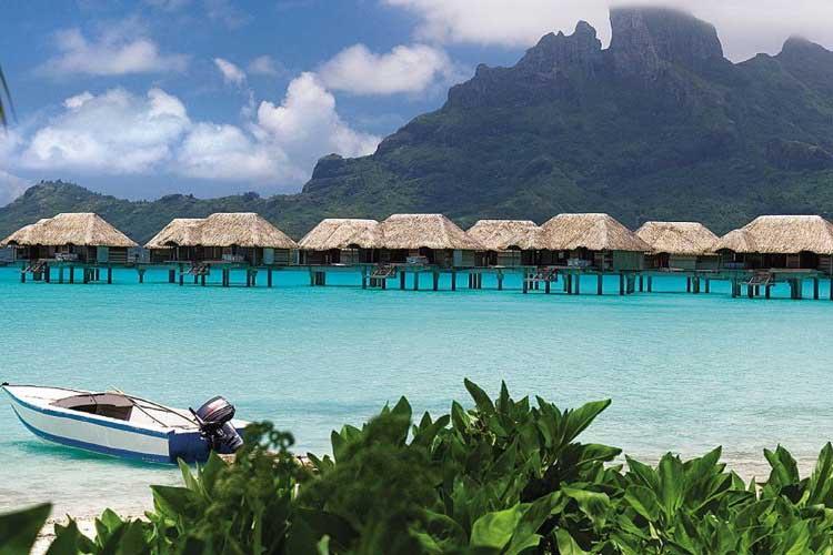 Tu Gran Viaje de Novios. Luna de miel en el Four Seasons Resort de Bora Bora