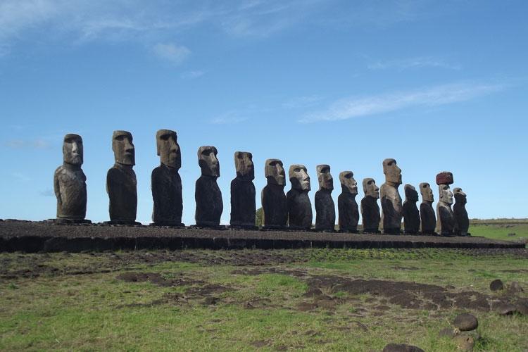 Isla de Pascua - Rapa Nui. TGV LAB Agencia de Marca y Contenido