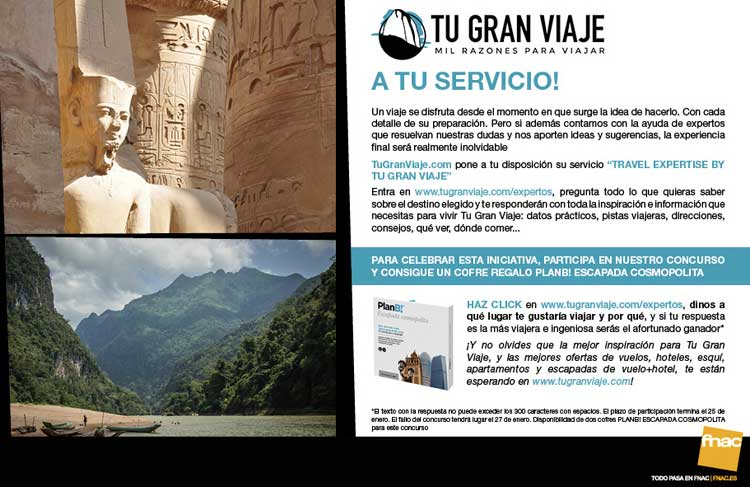 Travel Expertise by Tu Gran Viaje