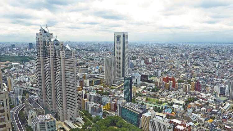 Vuelos de Iberia a Tokio