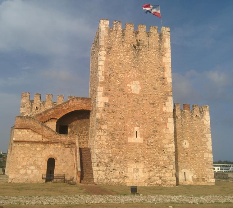 Fortaleza Ozama de Santo Domingo Colonial. Foto © Tu Gran Viaje