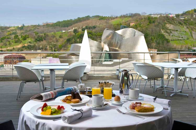 Bistrot Metropol del Gran Hotel Domine Bilbao. Preferred Hotels & Resorts