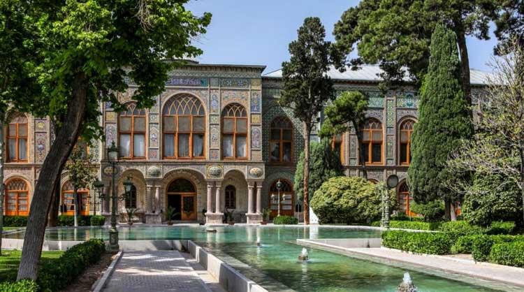 Palacio de Golestán
