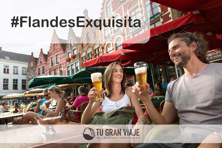 #FlandesExquisita, una acción de TGV LAB / Tu Gran Viaje