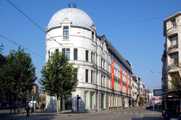 Museo de la Moda de Amberes. © Antwerp Tourism Congress