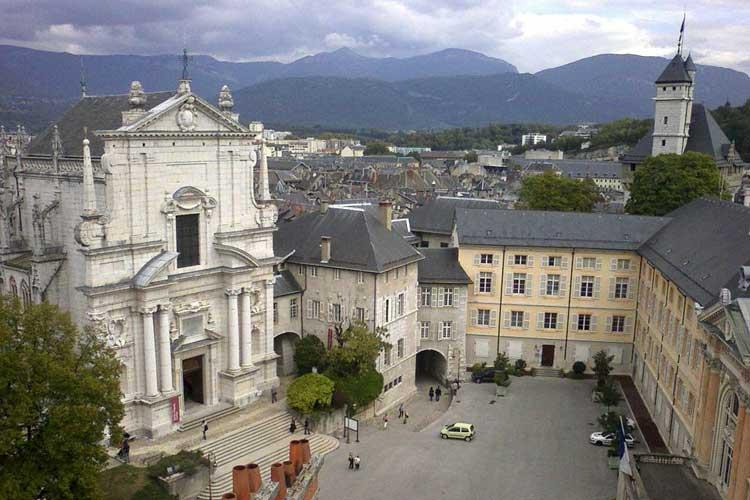 Chateau de Chambery. Tu Gran Viaje por Ródano-Alpes