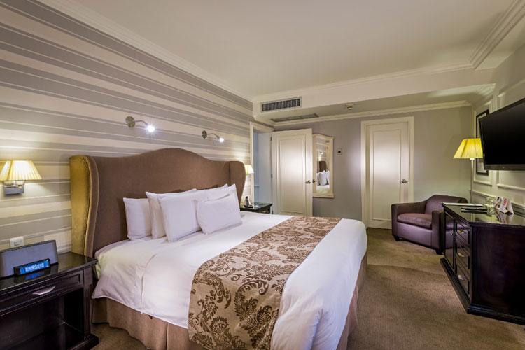 Habitación del Hotel Dann Carlton by Sercotel Hotels