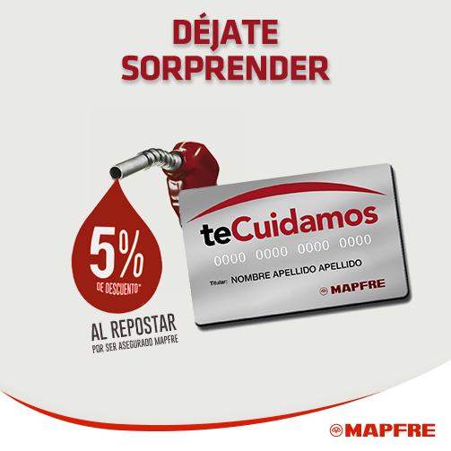 Imagen campaña Mapfre teCuidamos