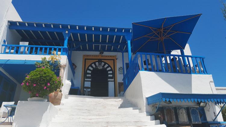 Café des Delices, Sidi Bou Said. © Tu Gran Viaje | Viajar a Sidi Bou Said, Túnez