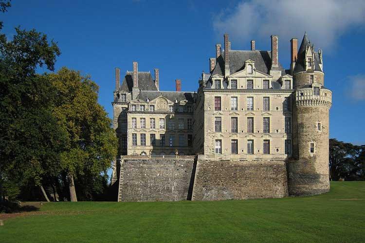 Château de Brisa. Foto CC Manfred Heyde. Tu Gran Viaje por el Valle del Loira
