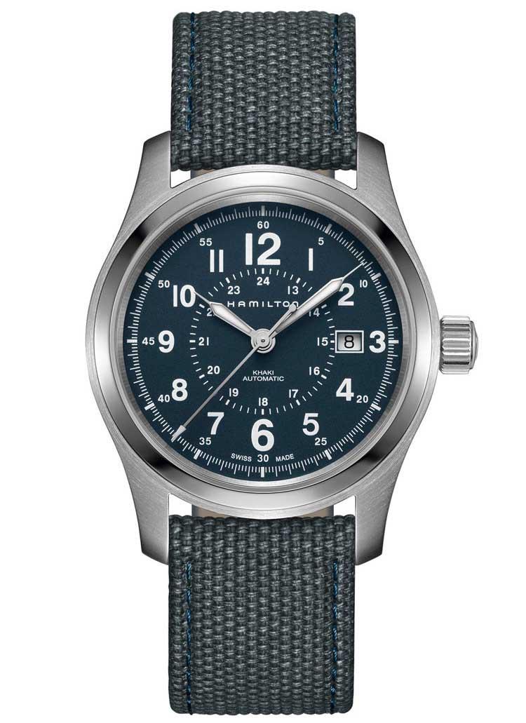 Nuevo reloj Khaki Field de Hamilton