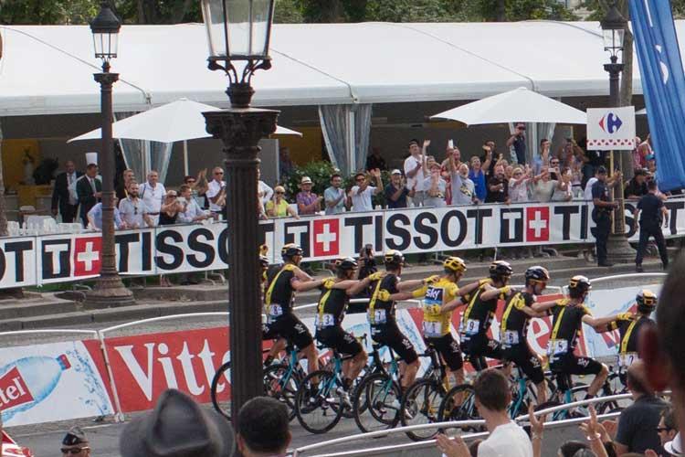 Tissot Cronometrador Oficial del Tour de Francia 2016. Tu Gran Viaje