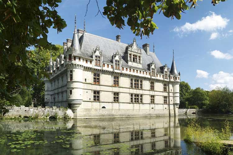 Château Dazay-le-Ridau. Tu Gran Viaje por el Valle del Loira
