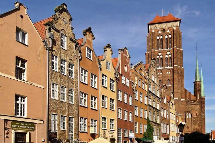 Gdansk. Viajes baratos a Polonia. Tu Gran Viaje.