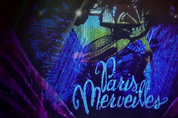 """Show """"Paris Merveiles"""" en el Cabaret Lido de Paris. © Tu Gran Viaje"""