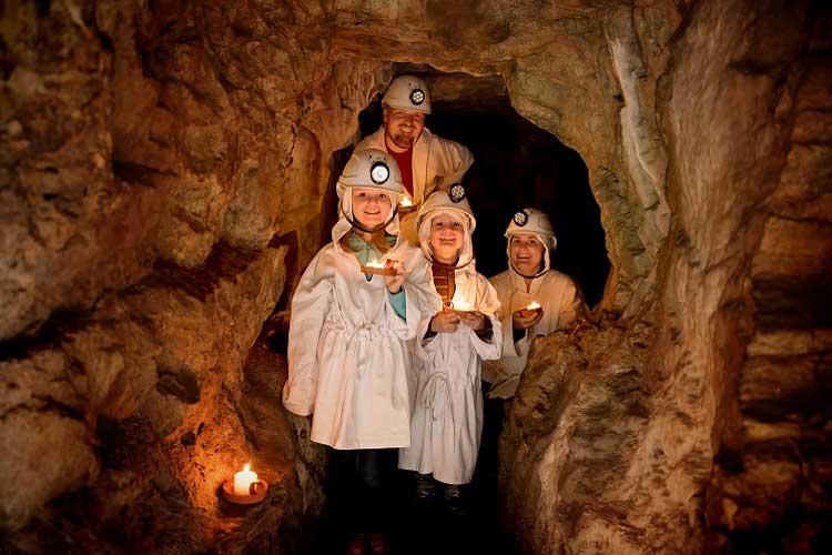 Vacaciones bajo tierra en la Repúbilca Checa con Tu Gran Viaje
