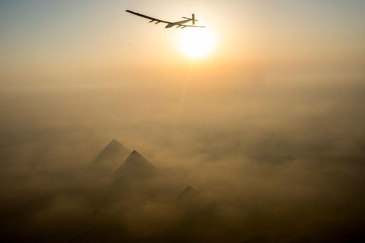 La vuelta al mundo del Solar Impulse, en Tu Gran Viaje