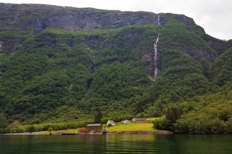 Hjørundfjorden, Noruega. © Tu Gran Viaje. Ofertas de Viajes en Septiembre