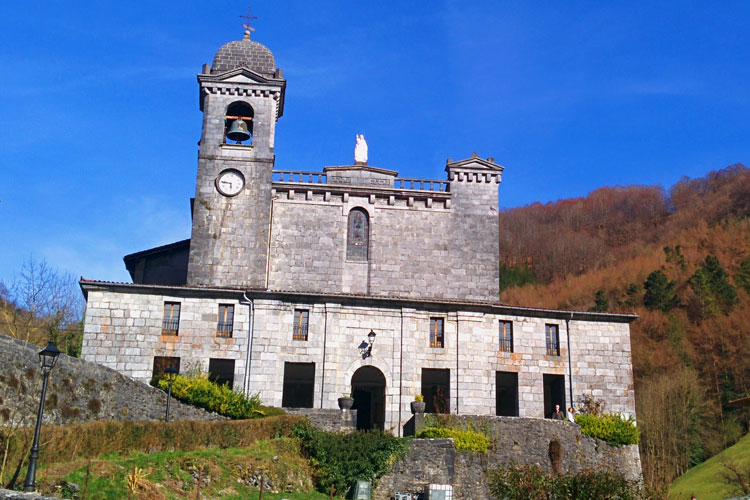 Iglesia de San Miguel de Leitza. © Tu Gran Viaje