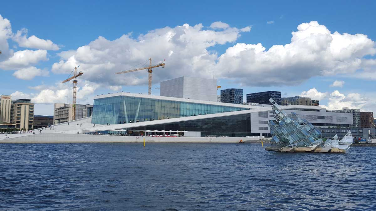Ópera de Oslo. © Tu Gran Viaje