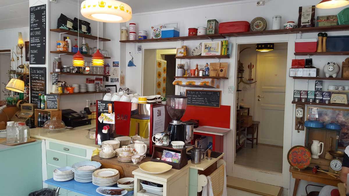 Retro Lykke Kaffe Bar Oslo. © Tu Gran Viaje