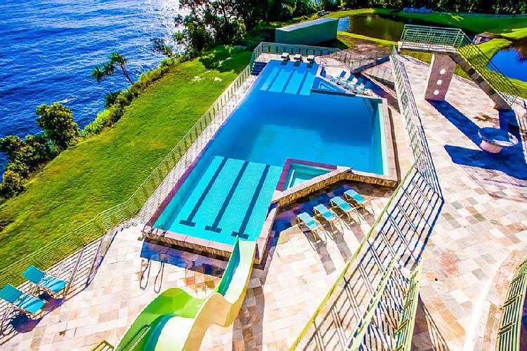 La mansión de vacaciones de Justin Bieber en Hawaii