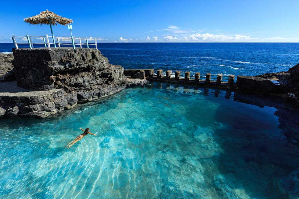 El Charco Azul, La Palma. Tu Gran Viaje